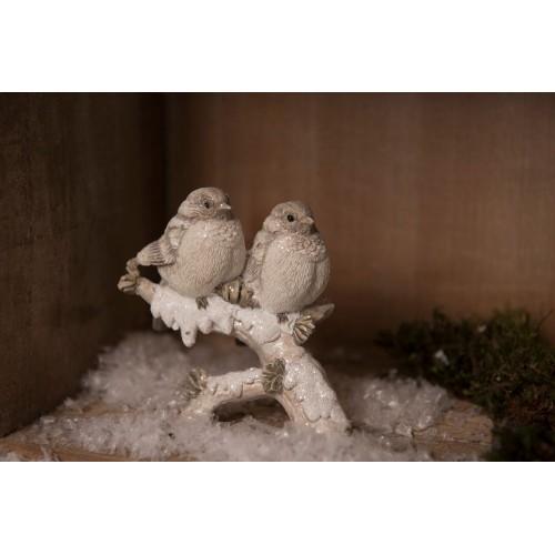 Fugle på pind