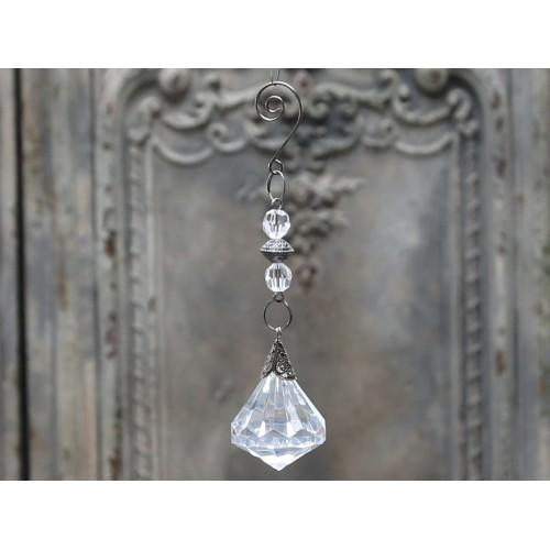 Prisme ophæng (diamant)