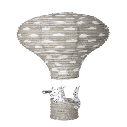 Luftballon (grå)