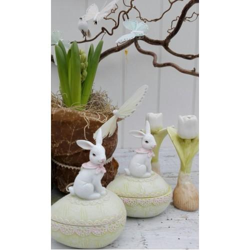 Æggekrukke med kanin